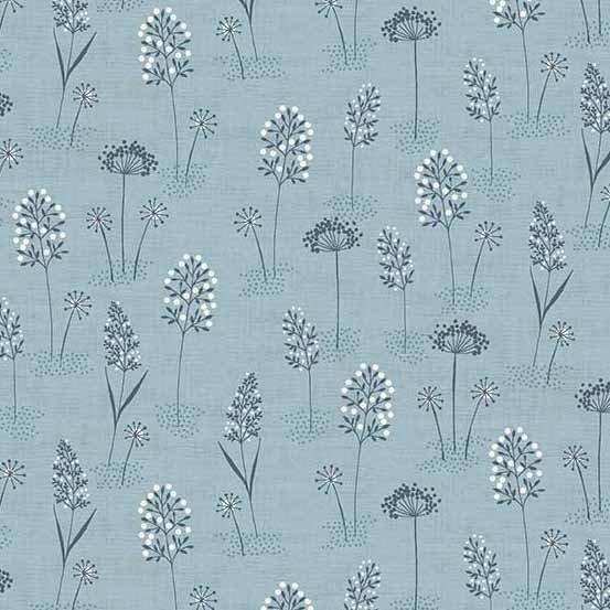 Woodland TP-2060-B Blue Grasses