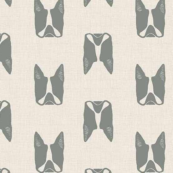 Cats and Dogs A-8965-C Grey Dogs
