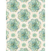 Bohemian Dreams 89193 171 Mandalas Cream