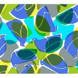 Safari MS103-BL2 Tweet Blue