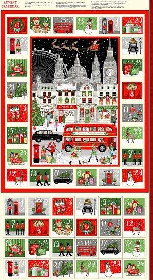 London Christmas Advent Calendar
