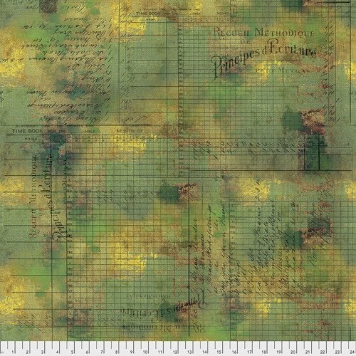 Abandoned PWTH132 Moss - Principal Methods