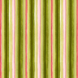 Watercolor Stripe