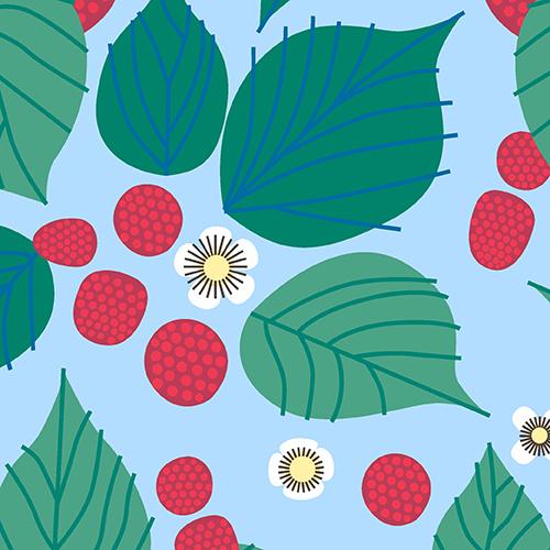 Green/Blue Berries