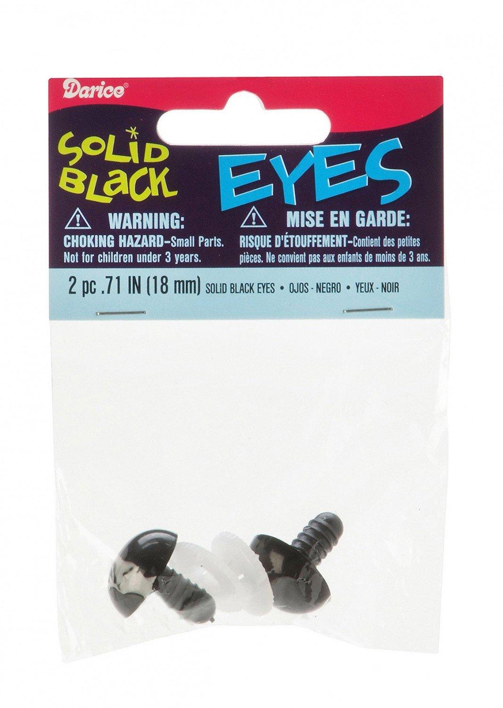 18mm Animal Eye Button