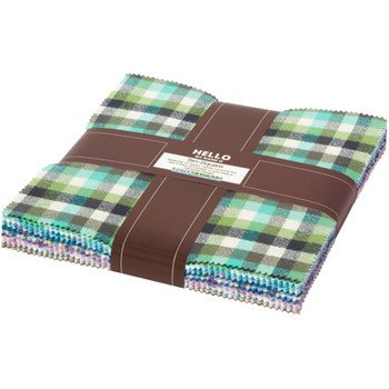 Mammoth Flannel Stack - Cool 42pc