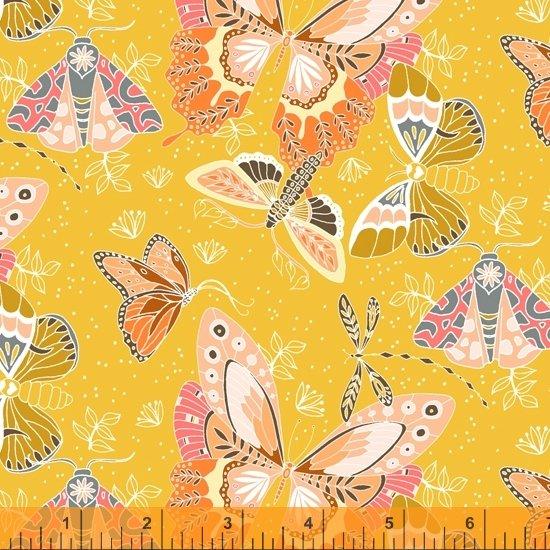 Aerial Flock 52179 3 Yellow