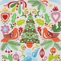 Paloma Navidad 8754A Natural/Multi