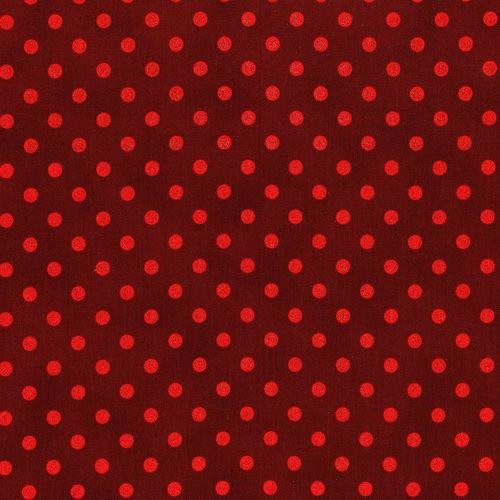 Shiny Holiday Twinkle 3164-002 Spot On Radiant Crimson