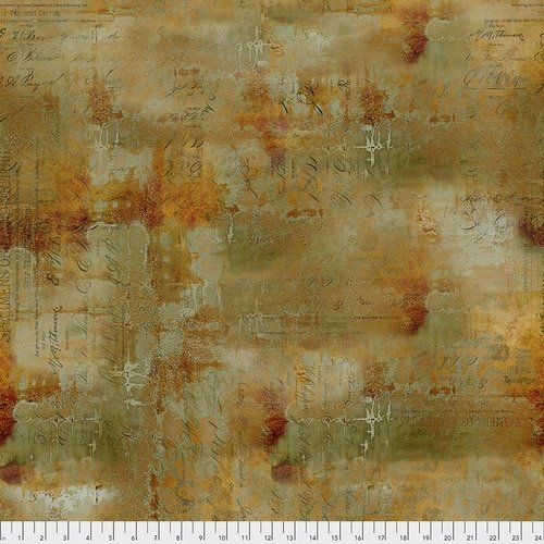 Abandoned PWTH135 Sienna - Writing Specimen