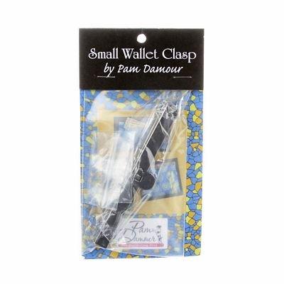 Quick Clutch Wallet Frame 4-1/2in Black
