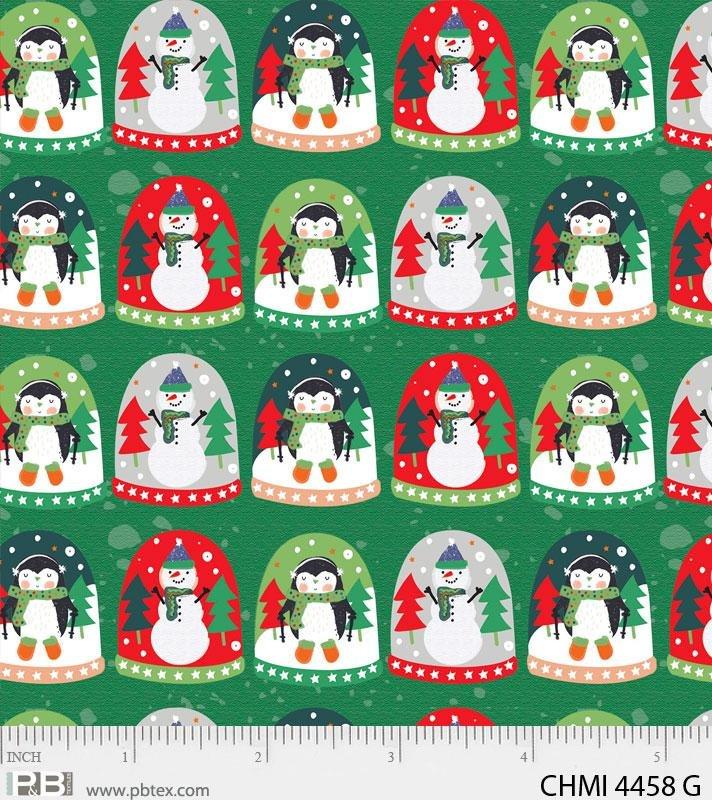 Xmas Minis Joyful 4458 Green
