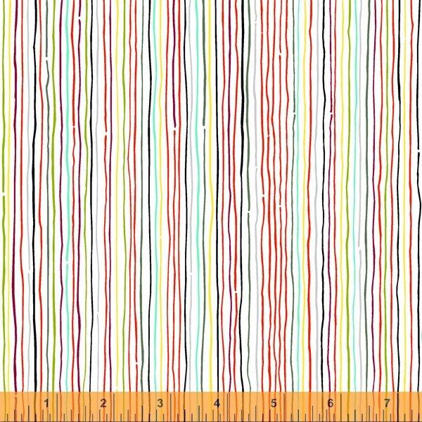 Merry & Mod 52542D Candy Cane Stripe Multi