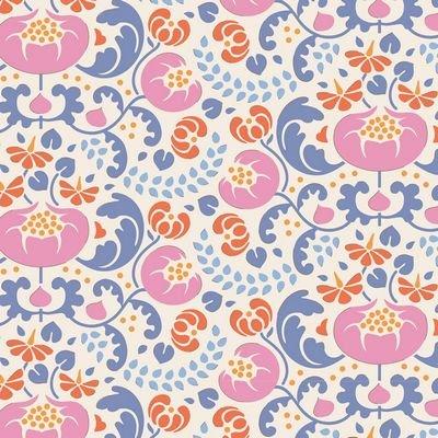 Tilda LazyDays 100173 Mildred Blue