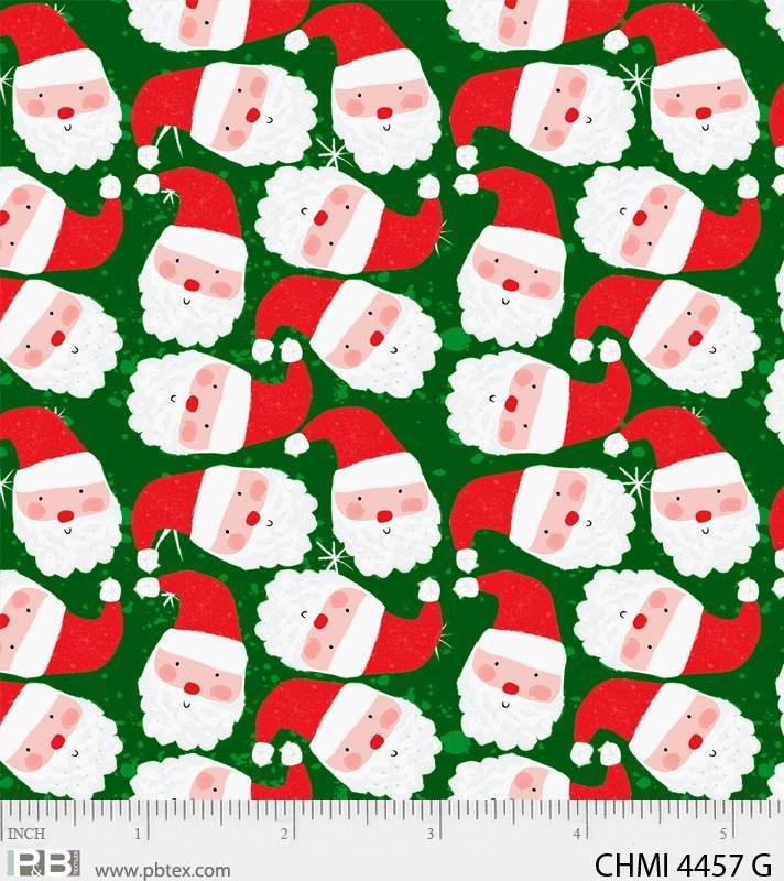 Xmas Minis Joyful 4457 Green