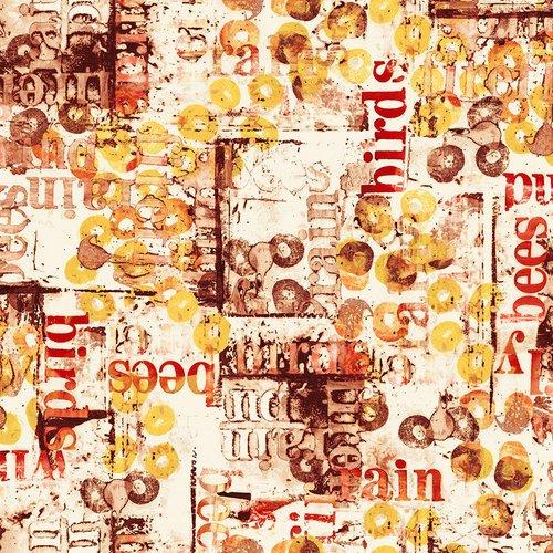 Pollinator Wordplay LT302-AU2 - Autumn