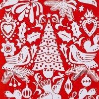 Paloma Navidad 8754D Red/Natural