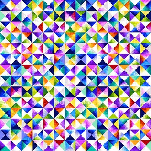 Geo Topia Color Principal 2388-1 White/Multip