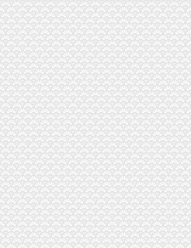 Clamshells 39133 White on White