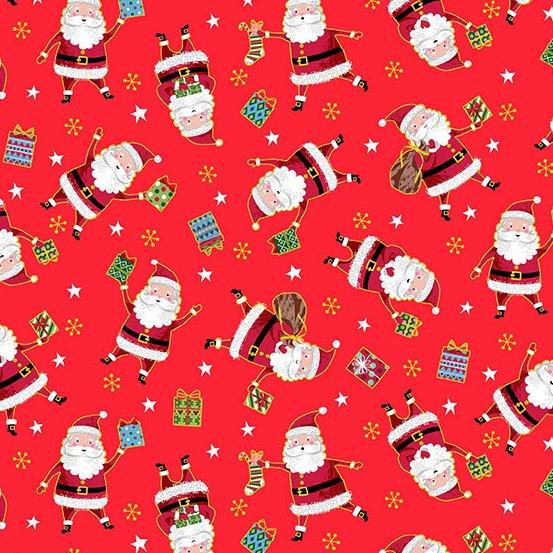 Santa Express 2380 Santa Red
