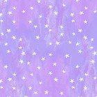 Purrfect Christmas Y2717-27 Stars Purple