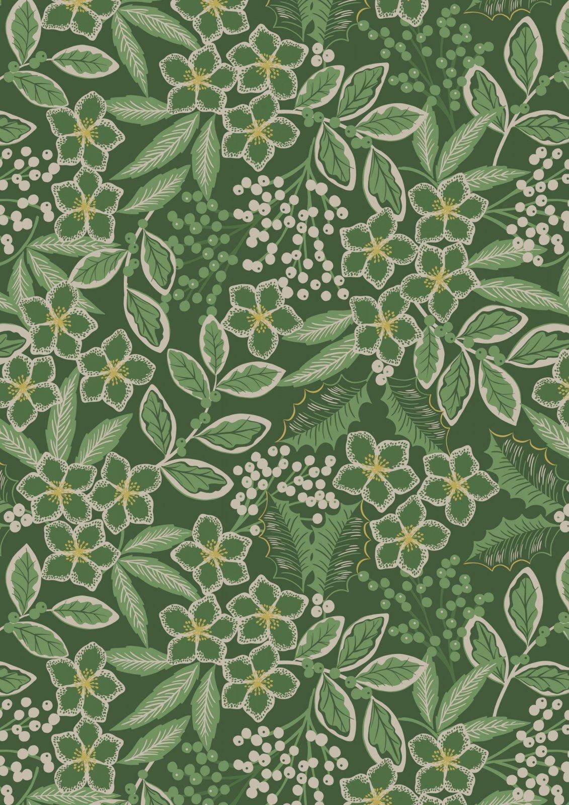 Noel C66.2 Floral Green