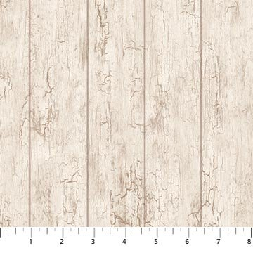 Coastal XMas 23429 11 Wood Planks Cream