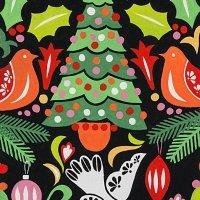 Paloma Navidad 8754B Black/Multi
