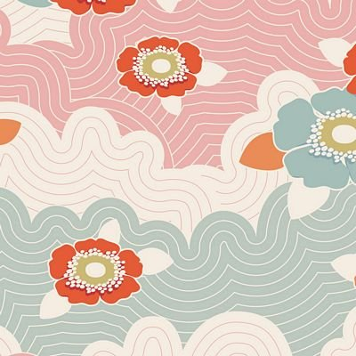 Tilda LazyDays 100165 Frances Pink