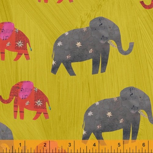 Wish Starry Elephant 51740 5 Olive