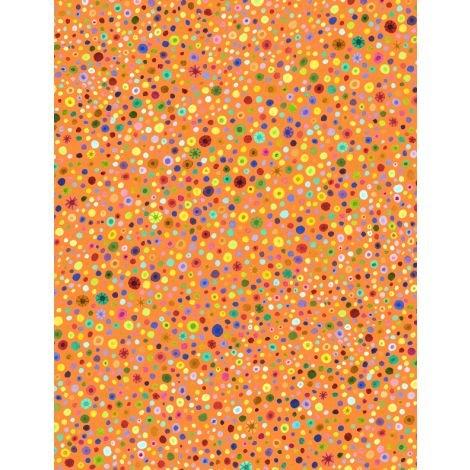 Glass Beads Orange