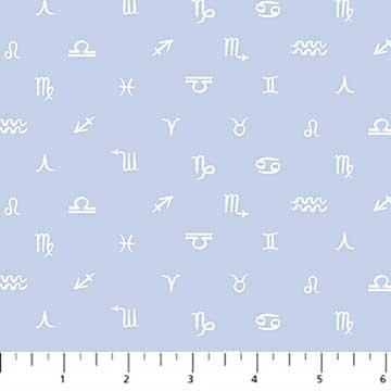Celestial Symbols 90224 40 Light Grey