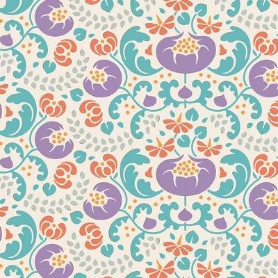 Tilda LazyDays 100170 Mildred Lilac