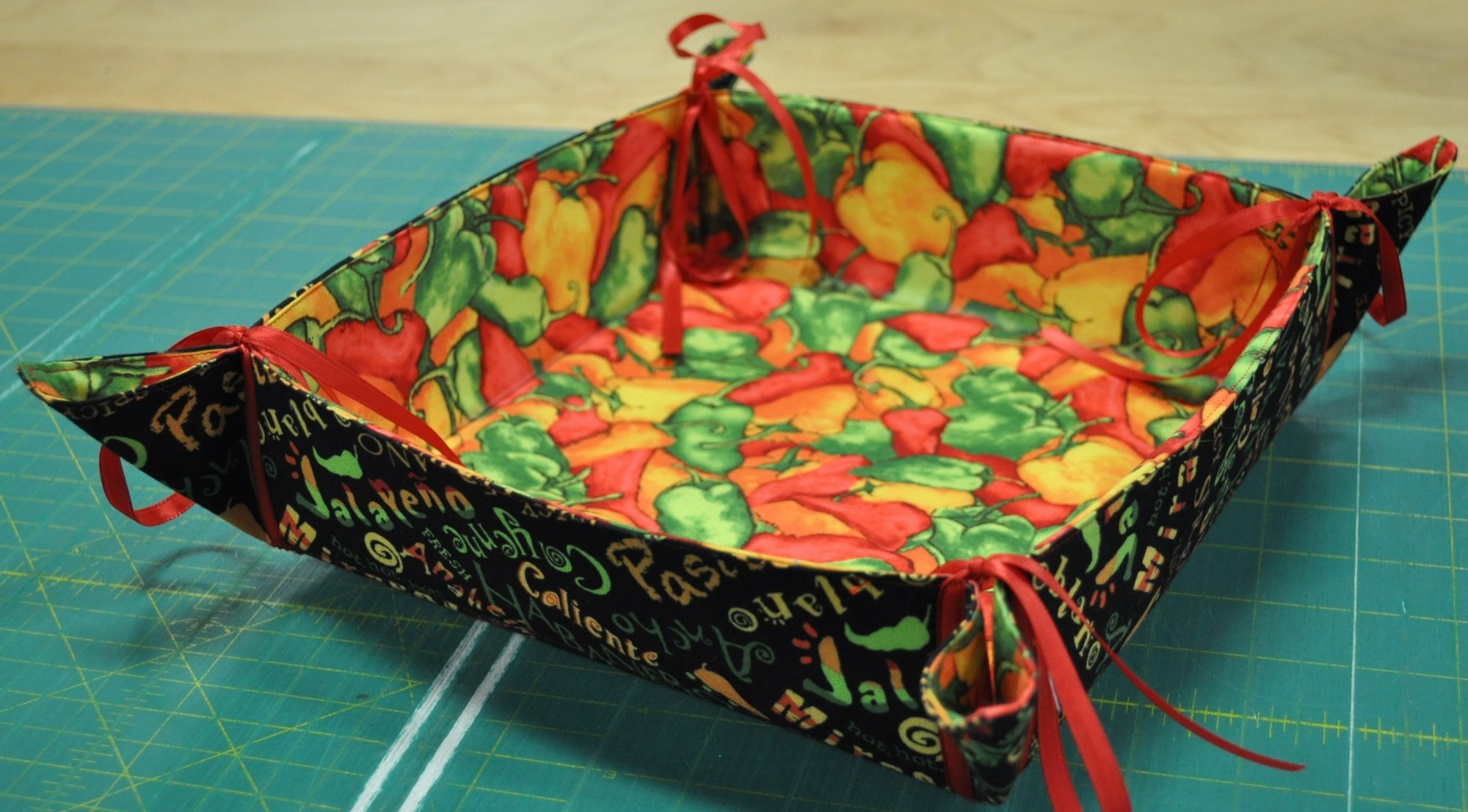 Bread Basket Pattern