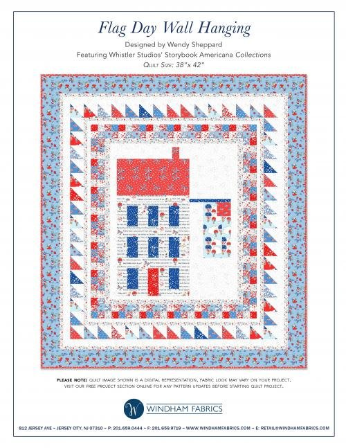 Flag Day Wallhanging Kit