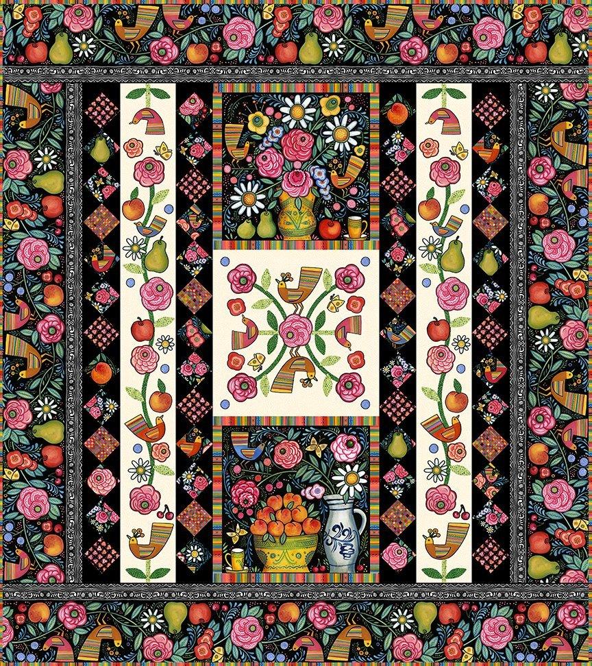 Plenty Quilt Kit with Pattern