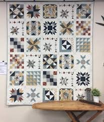 Sweet Sampler Quilt Kit with Pattern