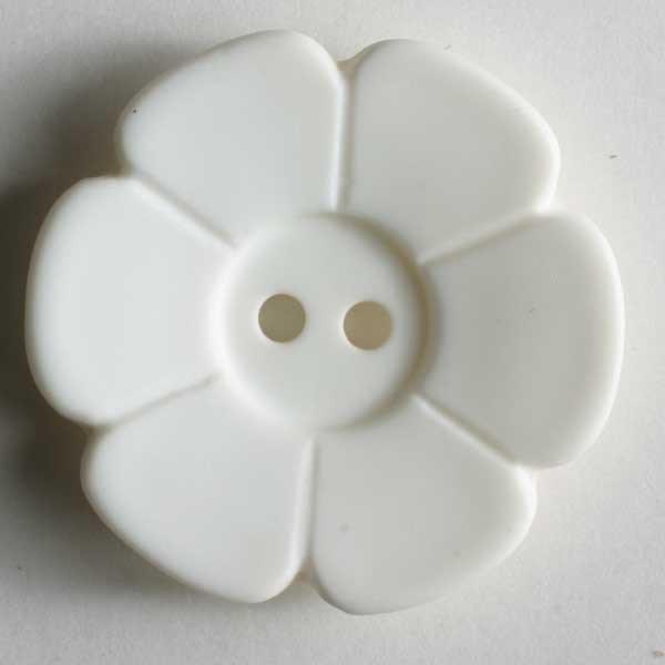 Beige Flower Fashion Buttons 12