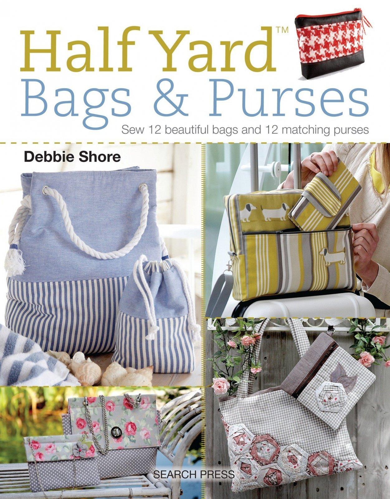 BK Half Yard Bags & Purses