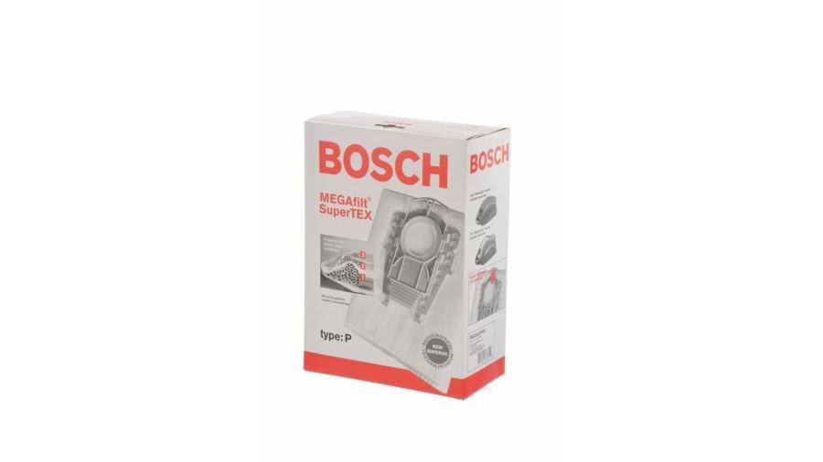 Bags Bosch P - 5pk w/filters - Genuine