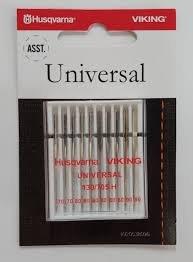 Husqvarna Viking Universal Needle Assortment