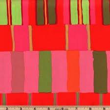 SALE 4/19 Artisan Layered Stripe Red