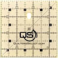 QS Select 3.5 X3.5 Ruler