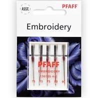 Pfaff Embroidery Needle Assortment