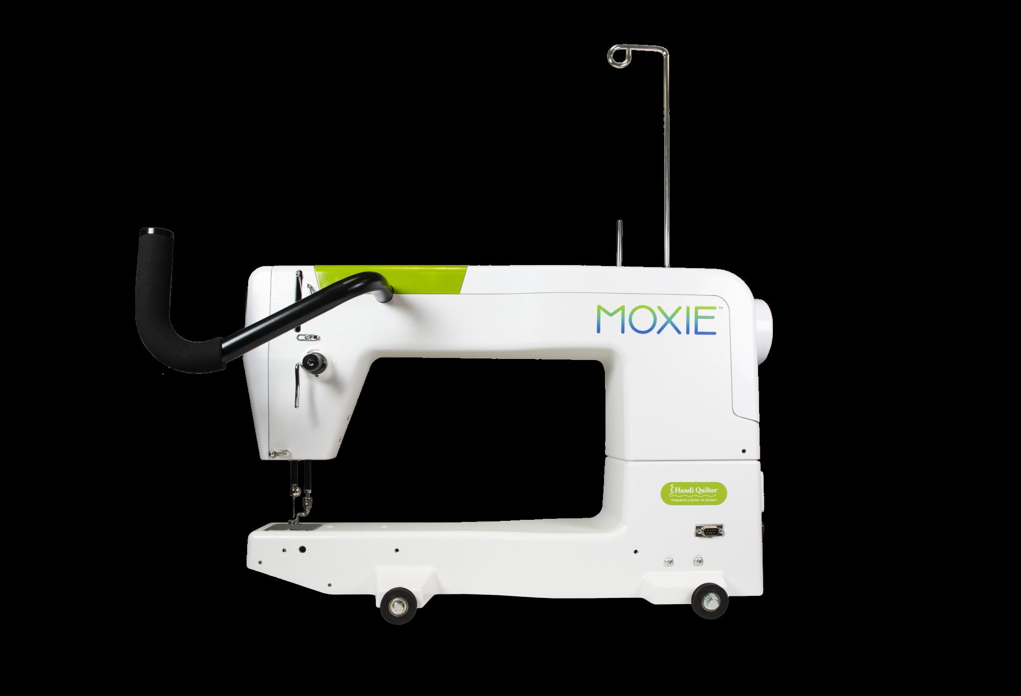 HQ Moxie with Loft Frame
