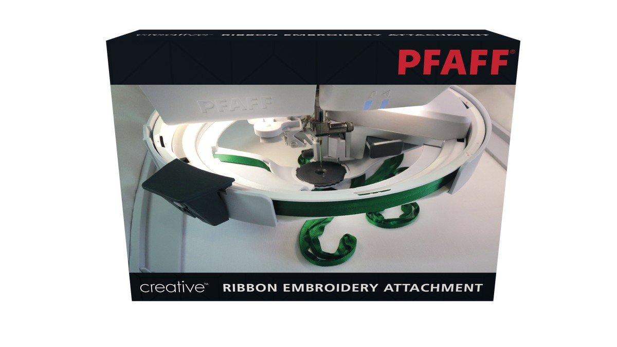 Pfaff Creative Ribbon Embroidery Attachment