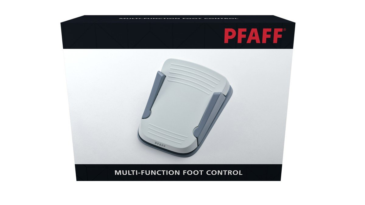 Pfaff Multi Function Foot Control