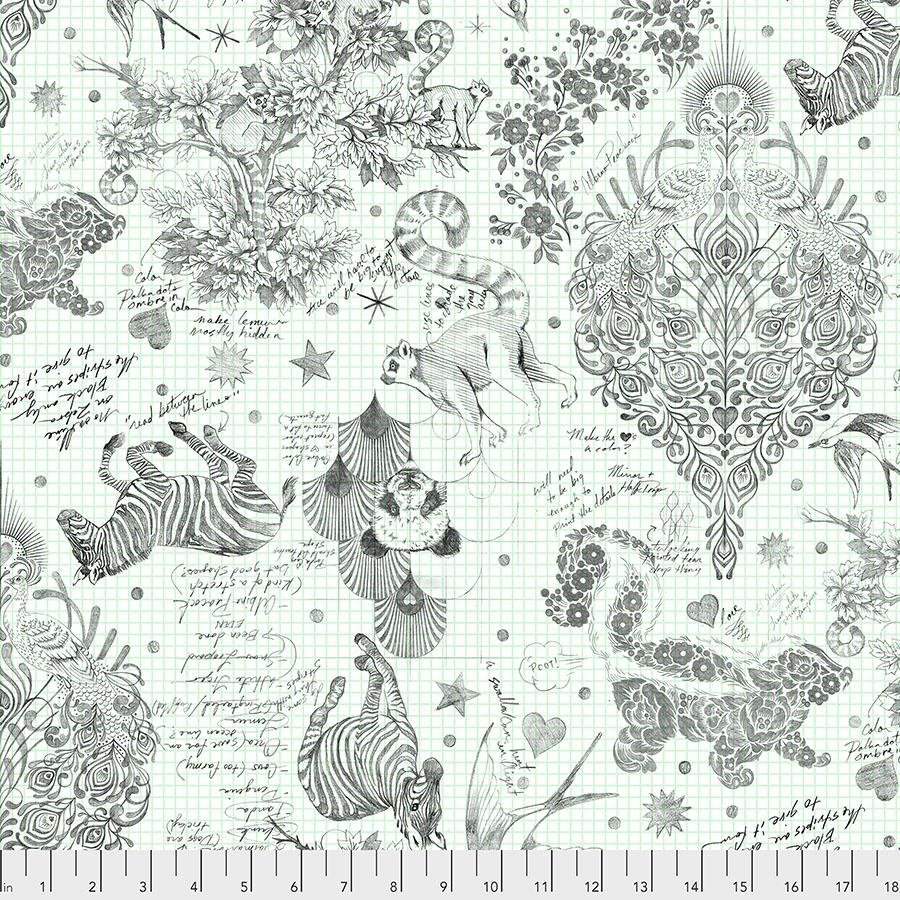 Sketchyer-Paper, Tula Pink