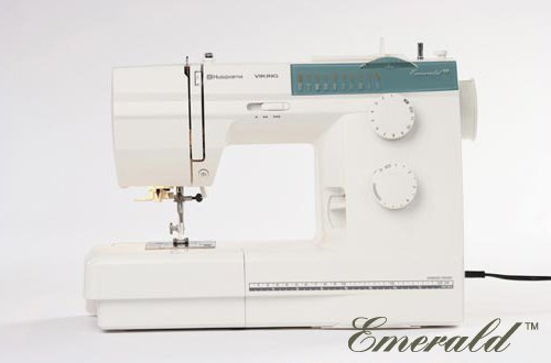 Emerald 116 Husqvarna Viking Sewing Machine Mechanical