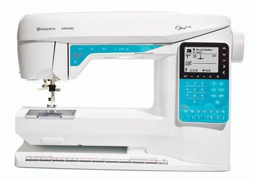 Husqvarna Viking Opal 650 Sewing Machine Electronic